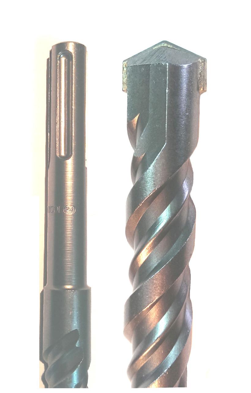 Сверло-бур Sds-max, 32х800 мм, квадро