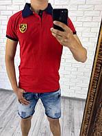 """Мужская футболка  """" Porsche """" Dress Code"""