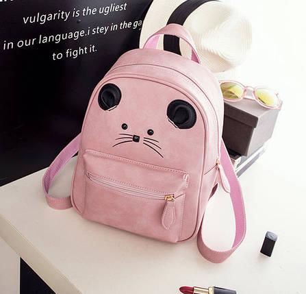 Милый рюкзак мышонок, мышка, фото 2