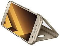 Чохол для мобільного телефону Samsung A720 EF-CA720PFEGRU золотий