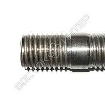 Шпилька М27 ГОСТ 22040-76, 22041-76 с ввинчиваемым концом 2,5d   Размеры, вес, фото 3