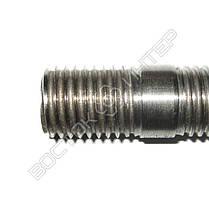 Шпилька М27 ГОСТ 22040-76, 22041-76 с ввинчиваемым концом 2,5d | Размеры, вес, фото 3