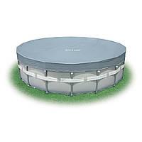 Чехол-тент Intex, 28041 (57900) для каркасного круглого бассейна 549 см