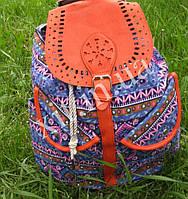 Молодежный рюкзак Узор