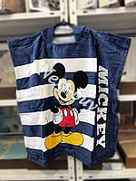 Пончо с капюшоном Mickey Disney Турция