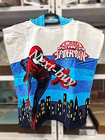 Пляжное полотенце \ пончо Spider Man Турция