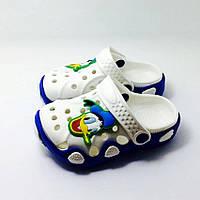 Кроксы,Crocs для мальчиков.Летняя обувь для детей, фото 1