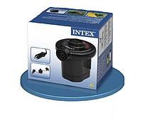 Насос Intex, 66626 дорожный электрический (12 В)