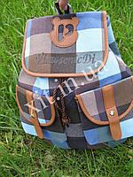 Молодежный рюкзак Клетка, фото 1