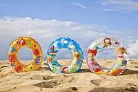 """Надувной круг Intex, 59242 """"Океанский риф"""" (61 см)"""