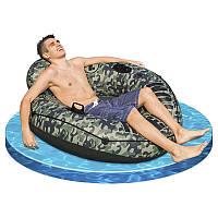 Надувной кресло-круг Intex 58835 (135 см.)