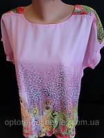 Купить оптом шифоновые блузы для женщин., фото 1
