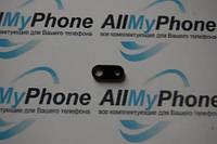 Стекло камеры для мобильного телефона Apple iPhone 7 Plus черное