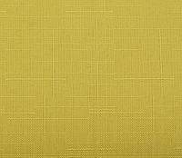 Тканевая ролета Oasis Лен Ярко желтый