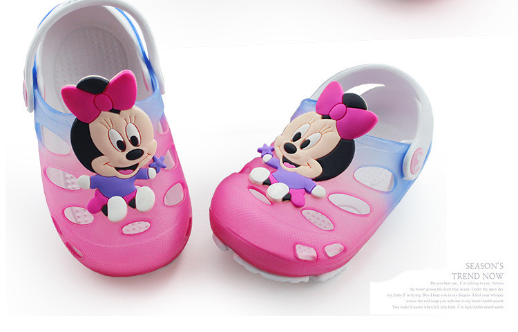 Кроксы,Crocs  девочкам.Летняя обувь для девочек.