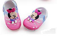 Кроксы,Crocs  девочкам.Летняя обувь для девочек., фото 1