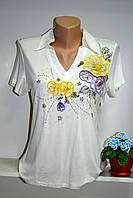 Женская   летняя женская футболка, фото 1
