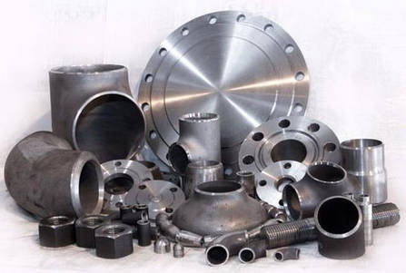 Детали трубопровода из стали (фасонные части)