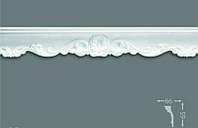 Плинтус потолочный, багеты, лепнина, декор для стен, пенопласт декор 2802