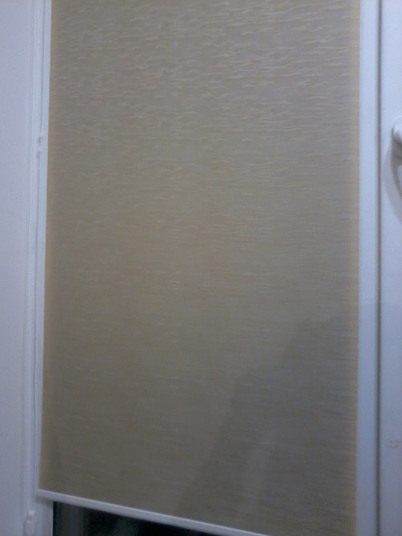 Рулонные шторы Lazur Токмак. Тканевые ролеты Лазурь (Ван Гог) Токмак