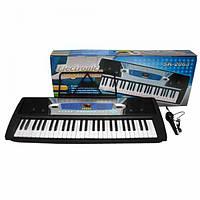 Пианино синтезатор  с микрофоном SK 2063 Electronic Keyboard