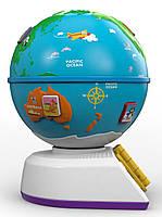 Интерактивная игрушка Fisher Price Умный глобус с технологией Smart Stages более 100 песен (рус.), фото 2