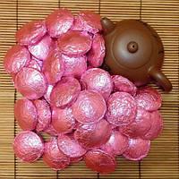 Шу (черный) пуэр (пуер) с розой - 10 штук в упаковке!
