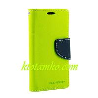 Чехол Book Cover Goospery iPhone 7 Green