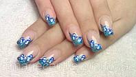 Коррекция ногтей в Николаеве, недорогое наращивание ногтей Николаев