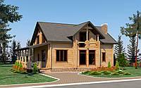 Продается экологически чистый дом из дерева 173 м2