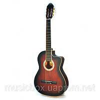 Bandes CG 851С RDS матовая 39'' Гитара классическая c металлическими струнами