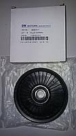Ролик ремня кондиционера Нубира,Авео 1.6 DM без/к 112mm