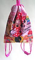 Сумка - рюкзак для спортивной одежды: Disney Minnie's Craft Room