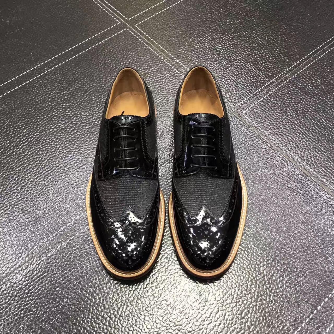 Мужские туфли Louis Vuitton Casual