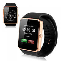 UWatch Smart GT08 Gold, фото 1