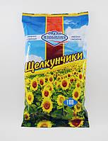 """Семечки жареные """"Щелкунчик"""" 180 г. (25 шт. в ящике)"""