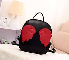 Оригинальный городской рюкзак с крыльями ангела, фото 2