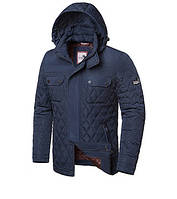 Зимняя куртка на меху Braggart