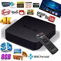 Приставка Android Smart TV Box MXQ 4K