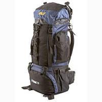 Рюкзак туристический на 70 литров JACK WOLFSKIN Extreme 70 (сиренево-черный)