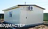 Дачные домики на металлическом каркасе 5х7м