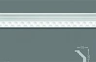 Плинтус потолочный, багеты, лепнина, декор для стен, пенопласт декор 2804