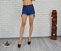 Женские джинсовые шорты №2119-49