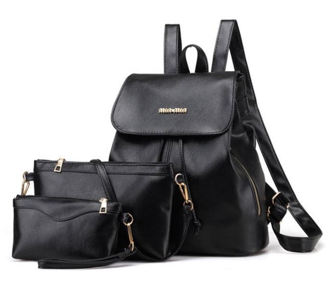 Супер набор рюкзак, сумка, клатч