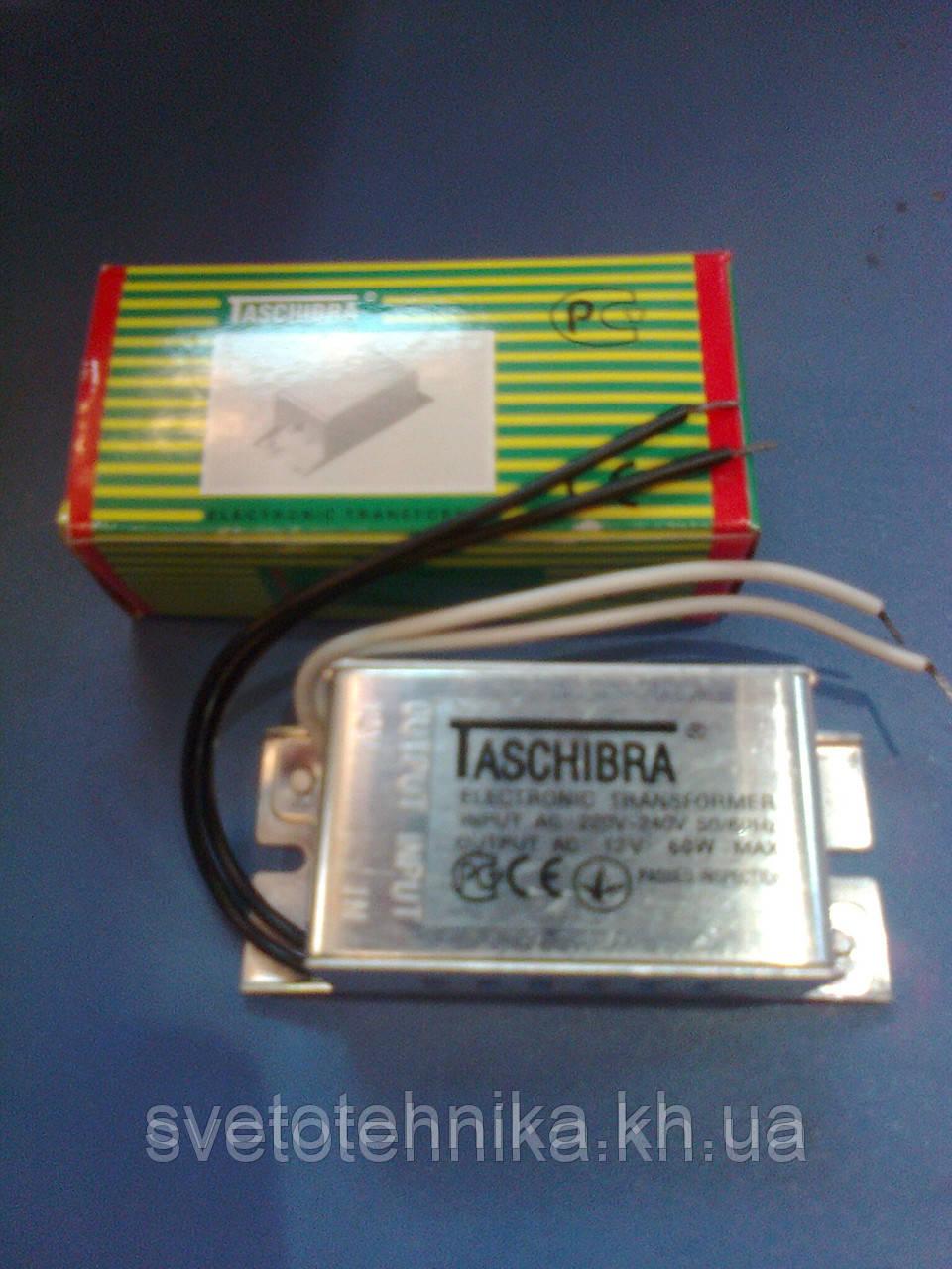 Трансформатор понижающий для галогенных ламп 12V Feron 105W / TRA 25 (TASHIBRA)