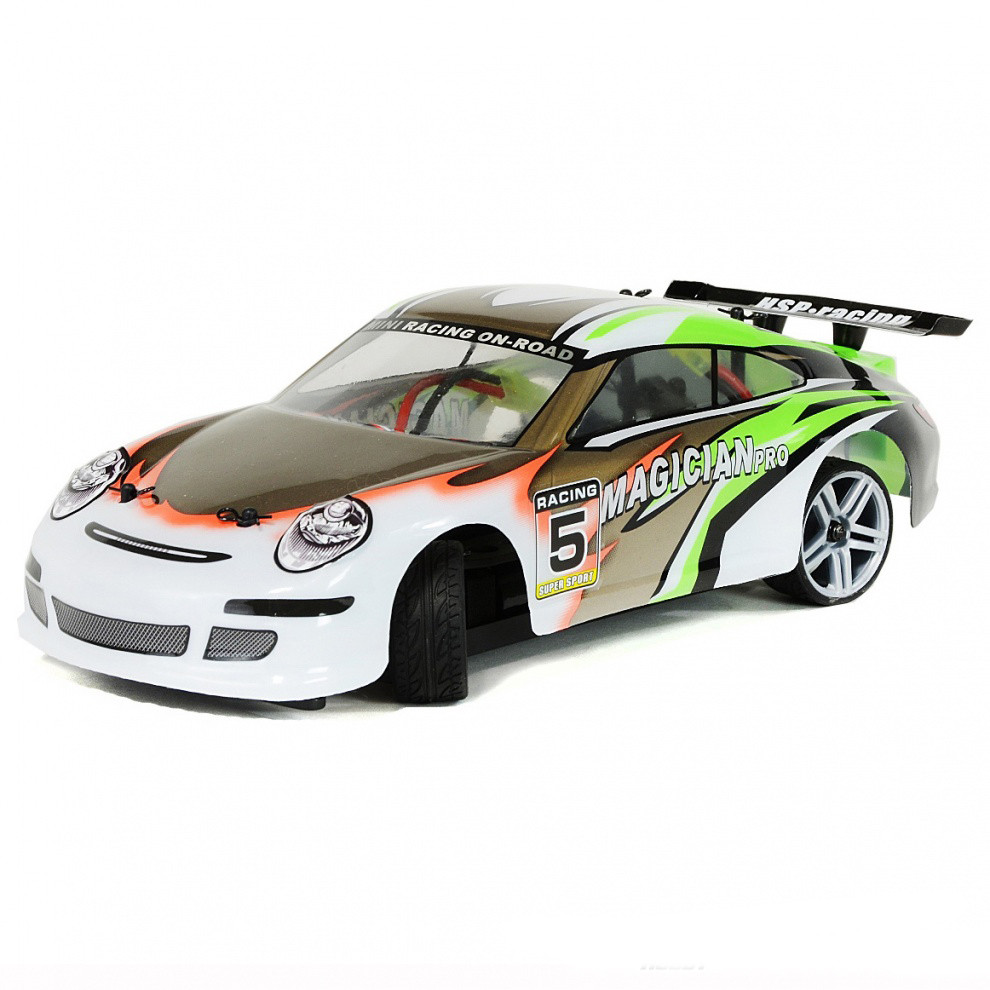 Автомобиль HSP Racing Magician Touring Car Brushless PRO 1:18 RTR 94802 Pro