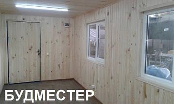 Дачные домики на металлическом каркасе 5х7м, фото 3