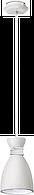 Светильник Подвес Vesta light NAOMI (56011-1)