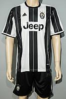 Футбольная форма 2016-2017 Ювентус (Juventus), домашняя, м56
