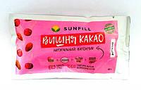 """Батончик """"Вишня-какао"""" Sunfill 40 грамм"""
